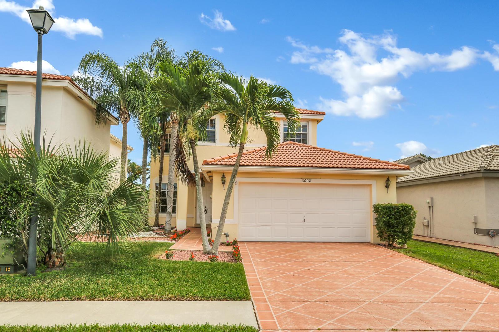 3608 Chesapeake Circle Boynton Beach, FL 33436