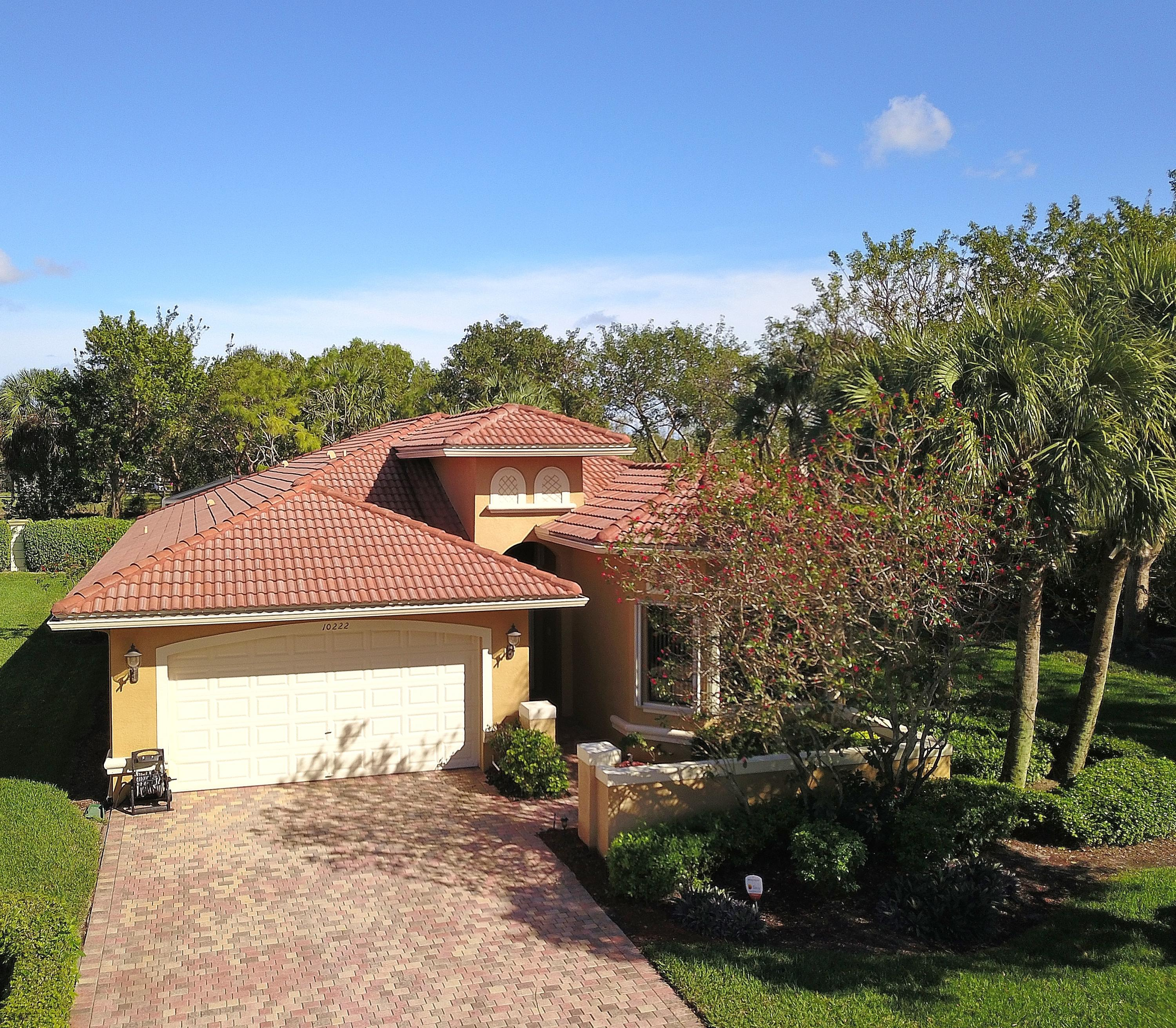 TIVOLI LAKES home 10222 Noceto Way Boynton Beach FL 33437