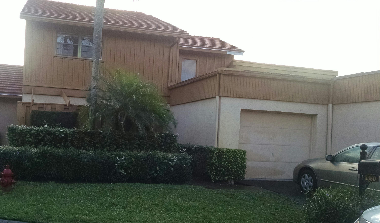 OAKDALE TOWNHOMES II home 5380 Stonybrook Lane Boynton Beach FL 33437