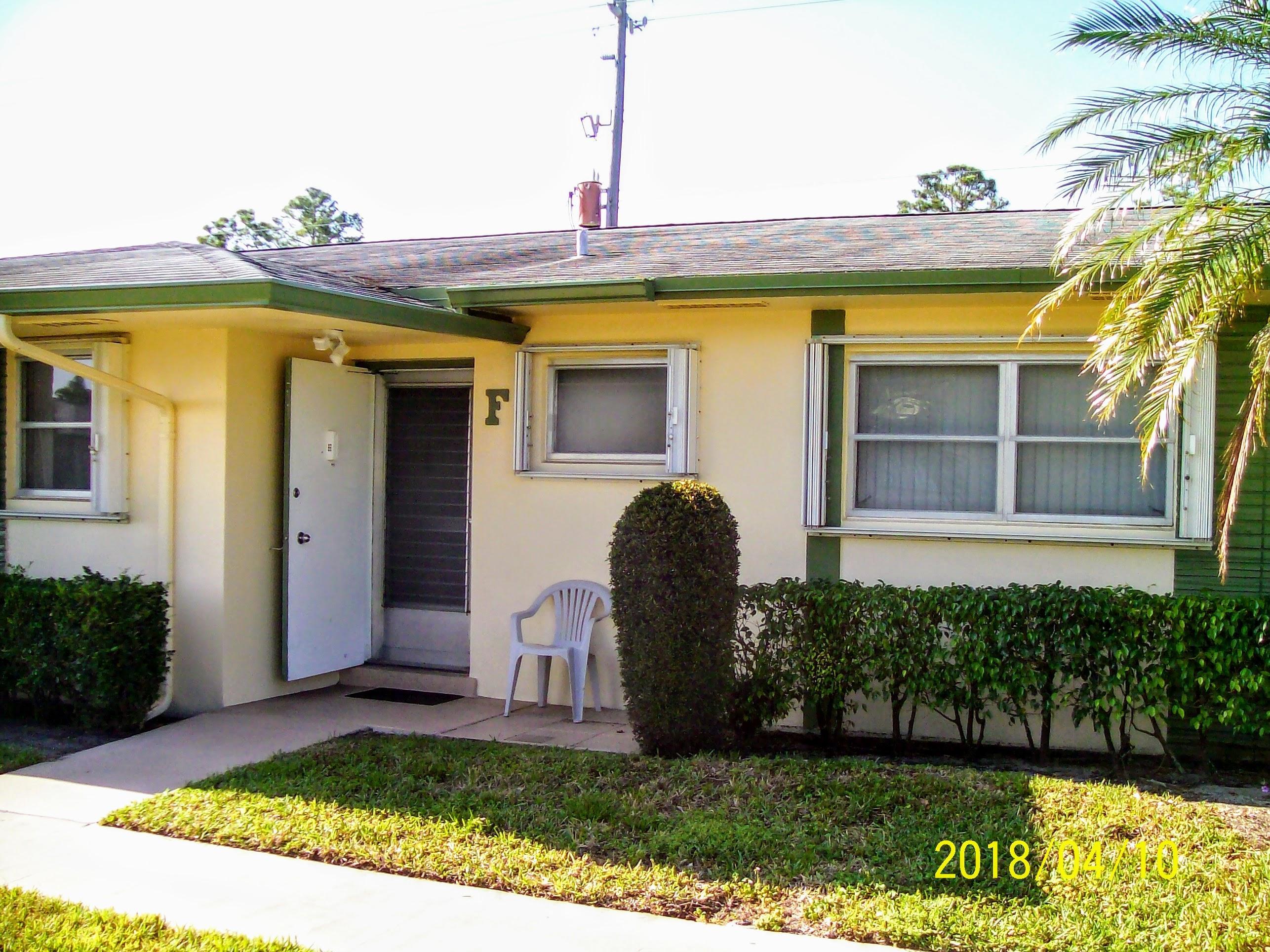 2941 Crosley Drive F West Palm Beach, FL 33415