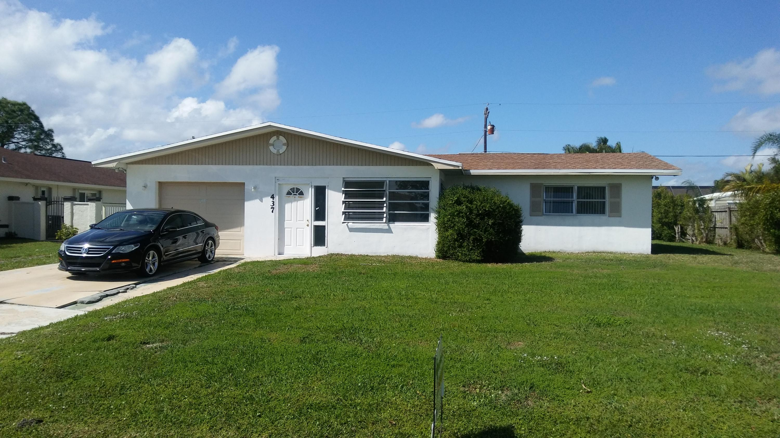 1437 SE Griffin Terrace 34952 - One of Port Saint Lucie Homes for Sale