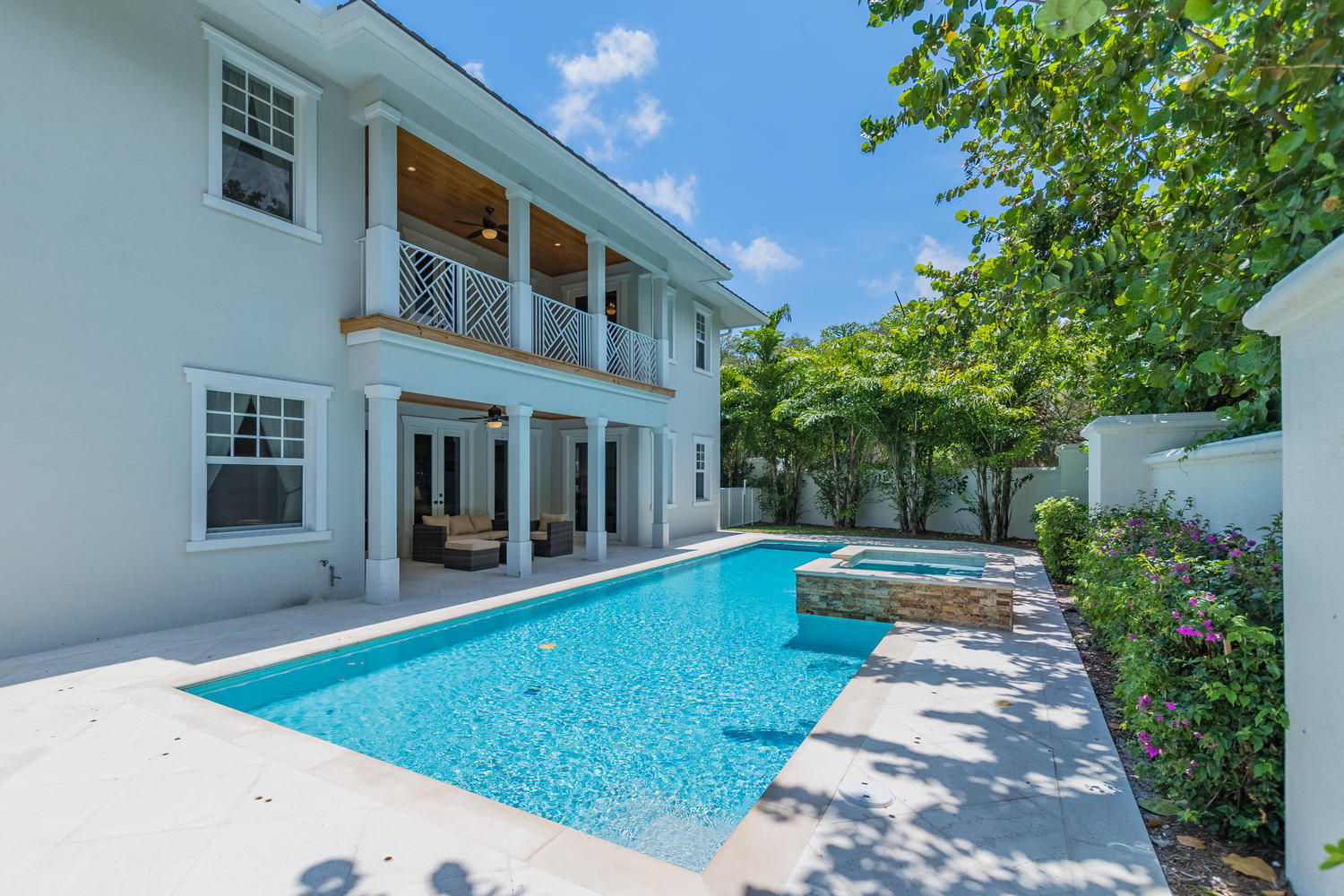 THE ESTATES OF NORTH PALM BEAC HOMES