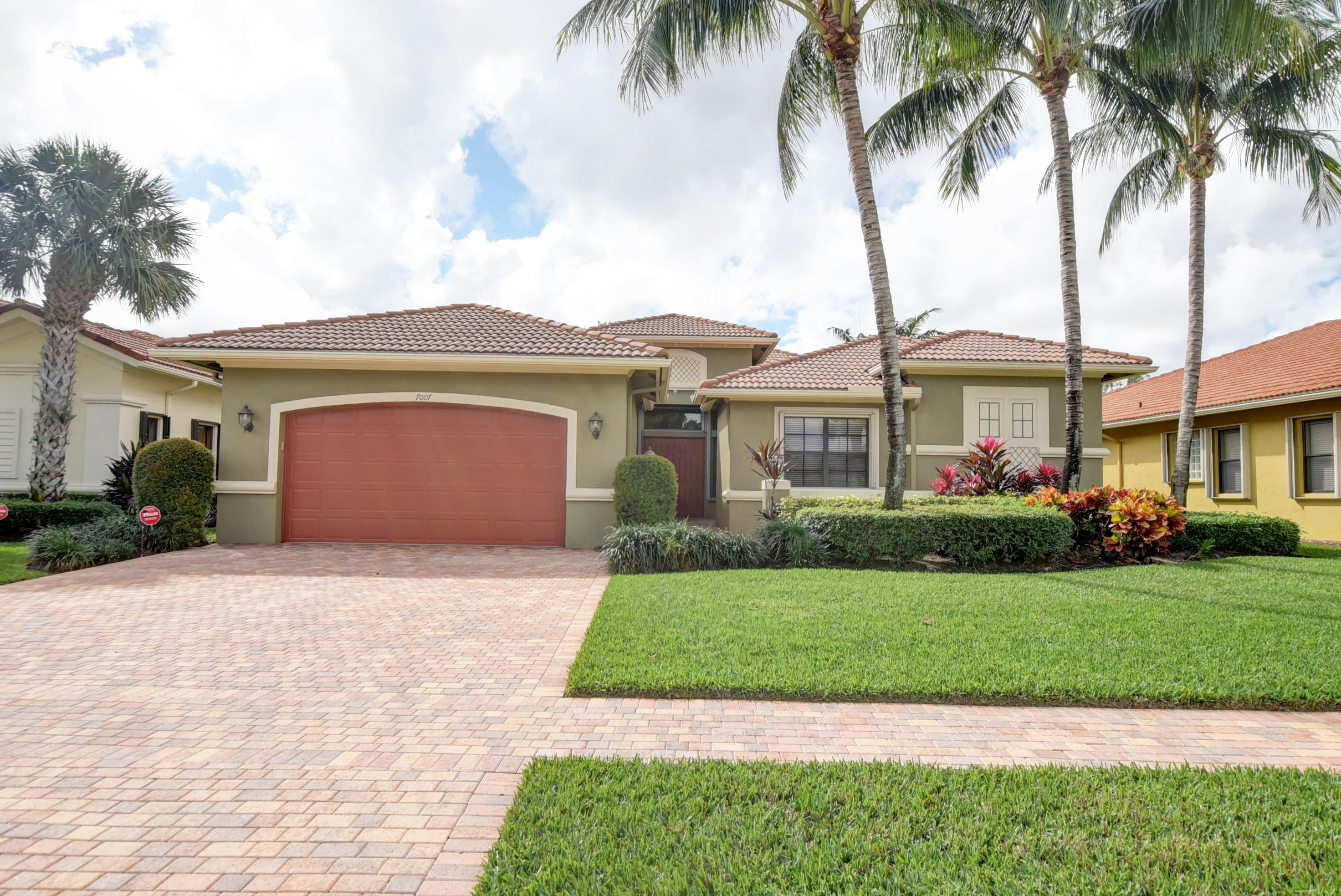 TIVOLI LAKES home 7007 Antinori Lane Boynton Beach FL 33437