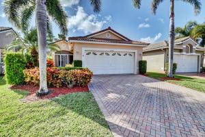 THE GROVE home 9569 Cherry Blossom Court Boynton Beach FL 33437