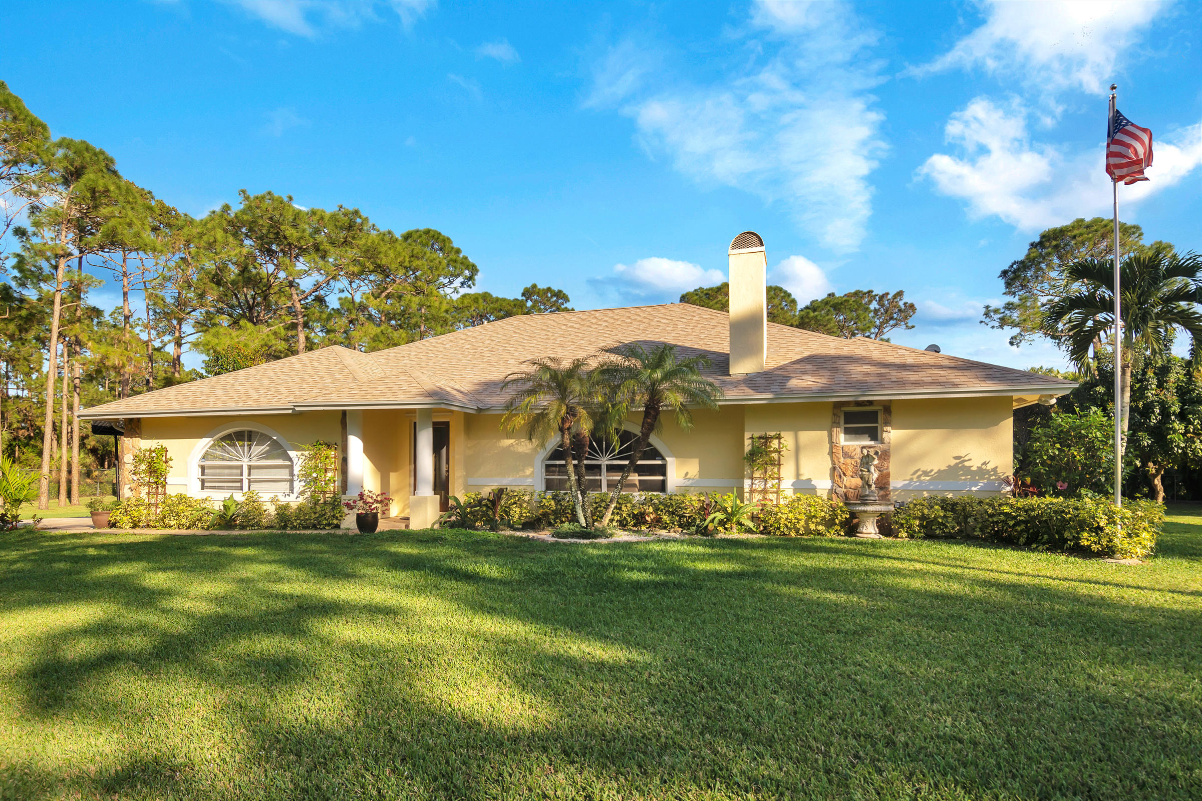 Home for sale in Loxachatchee West Palm Beach Florida