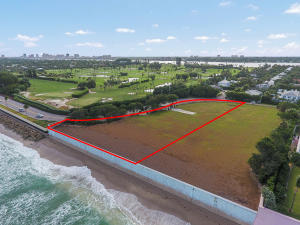 Property for sale at 901 N Ocean Boulevard, Palm Beach,  Florida 33480