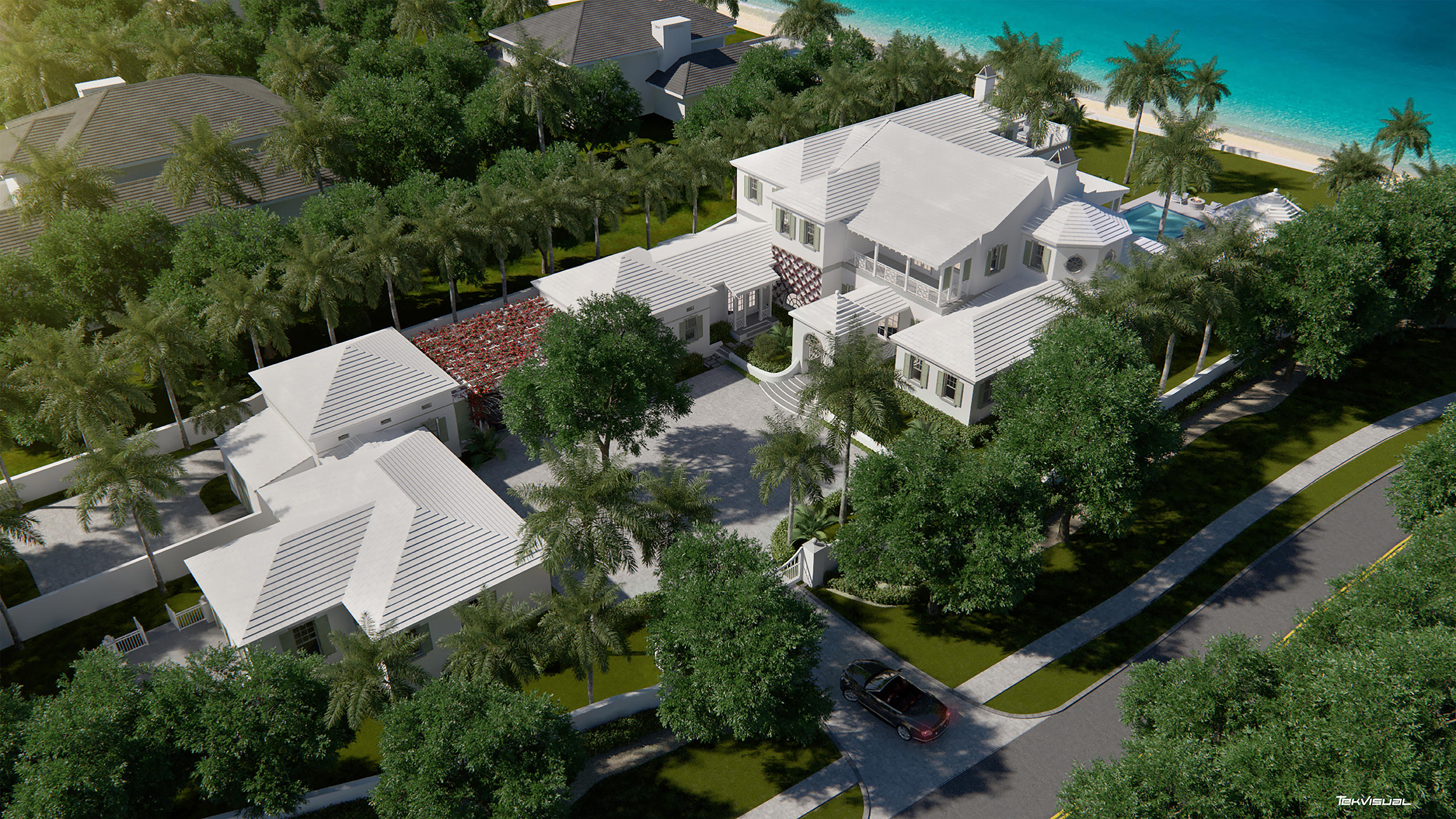New Home for sale at 901 Ocean Boulevard in Palm Beach