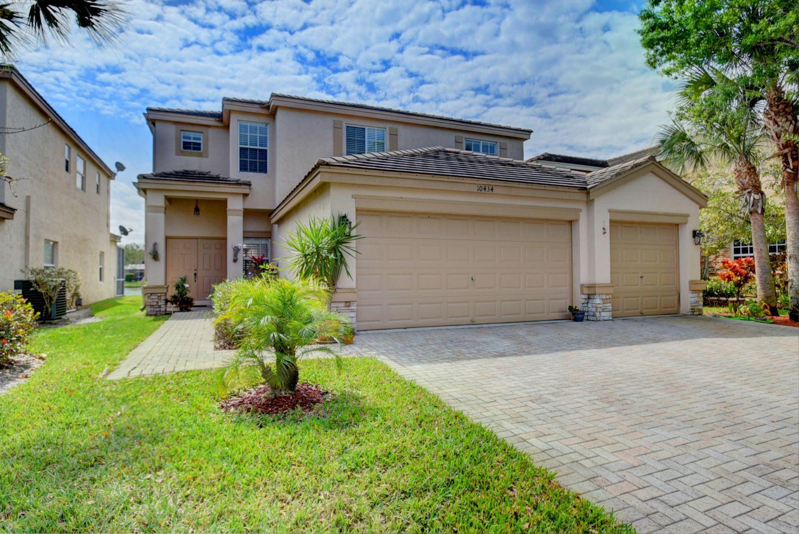 Home for sale in Thoroughbred Lake Es Lake Worth Florida