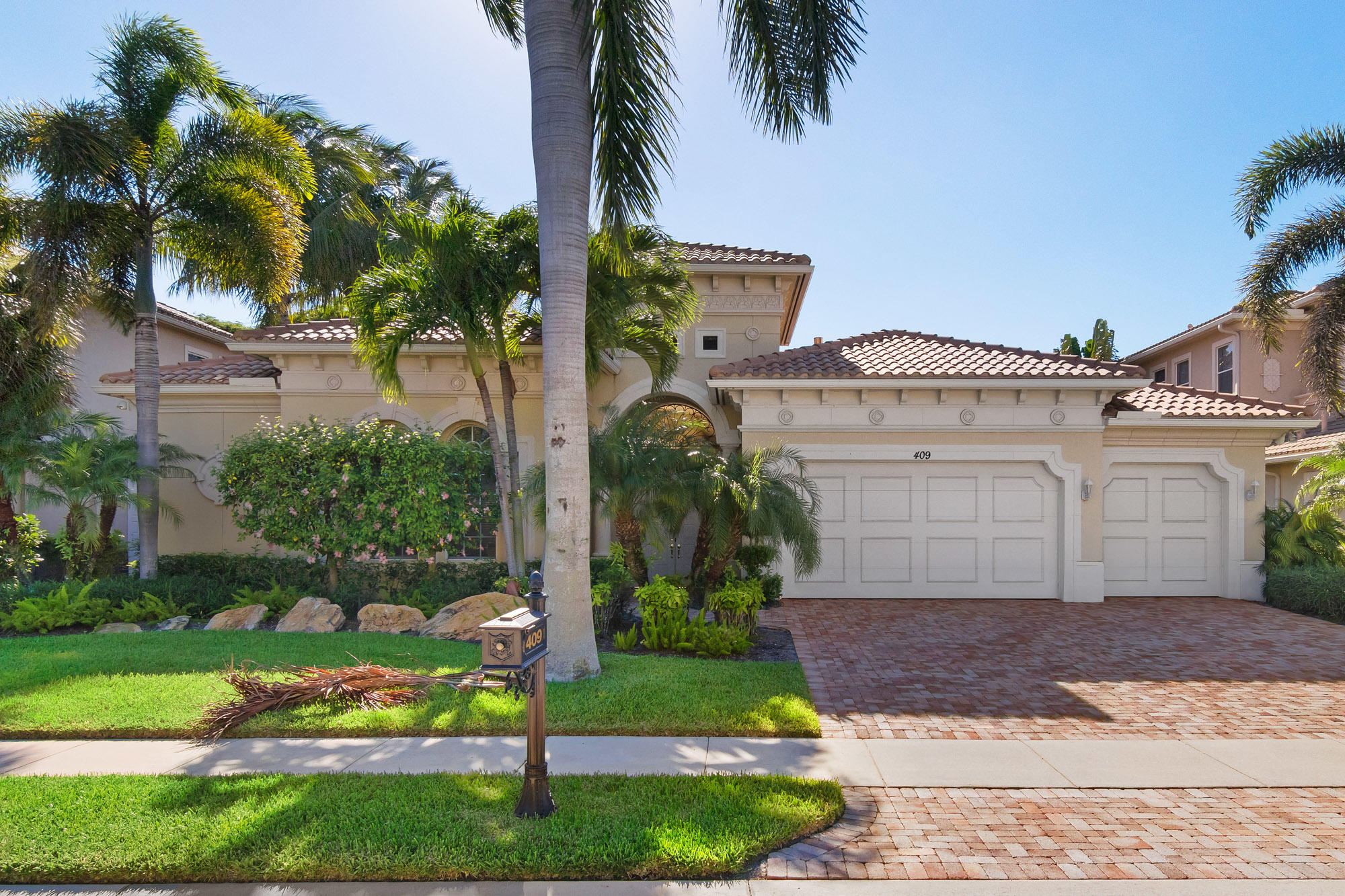 New Home for sale at 409 Savoie Drive in Palm Beach Gardens