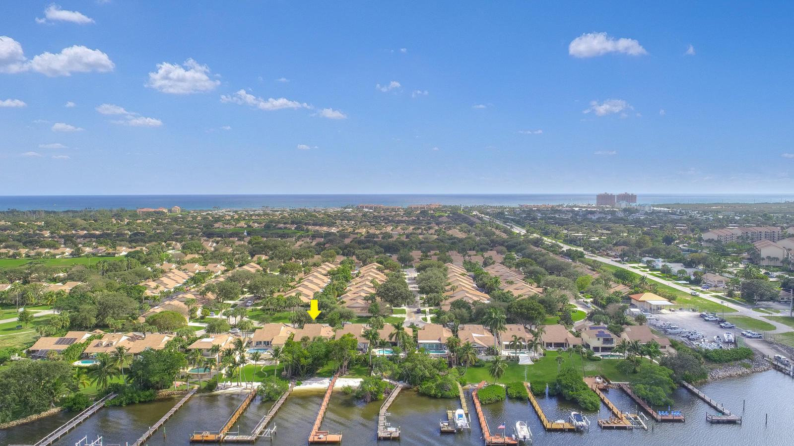 Photo of 166 Harbourside Circle, Jupiter, FL 33477