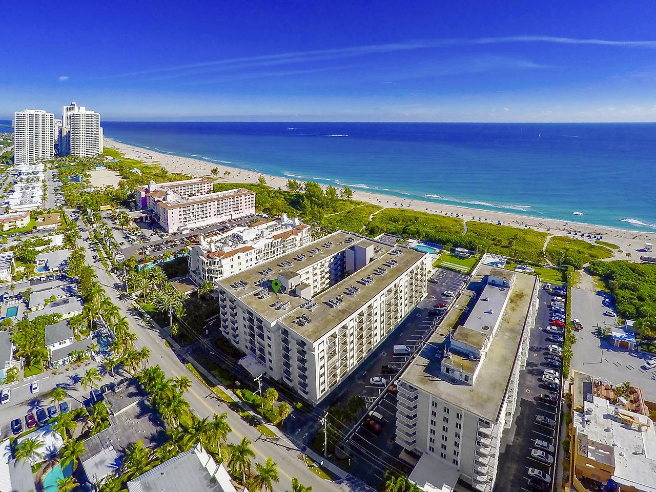 145 Ocean Avenue 817  Palm Beach Shores FL 33404