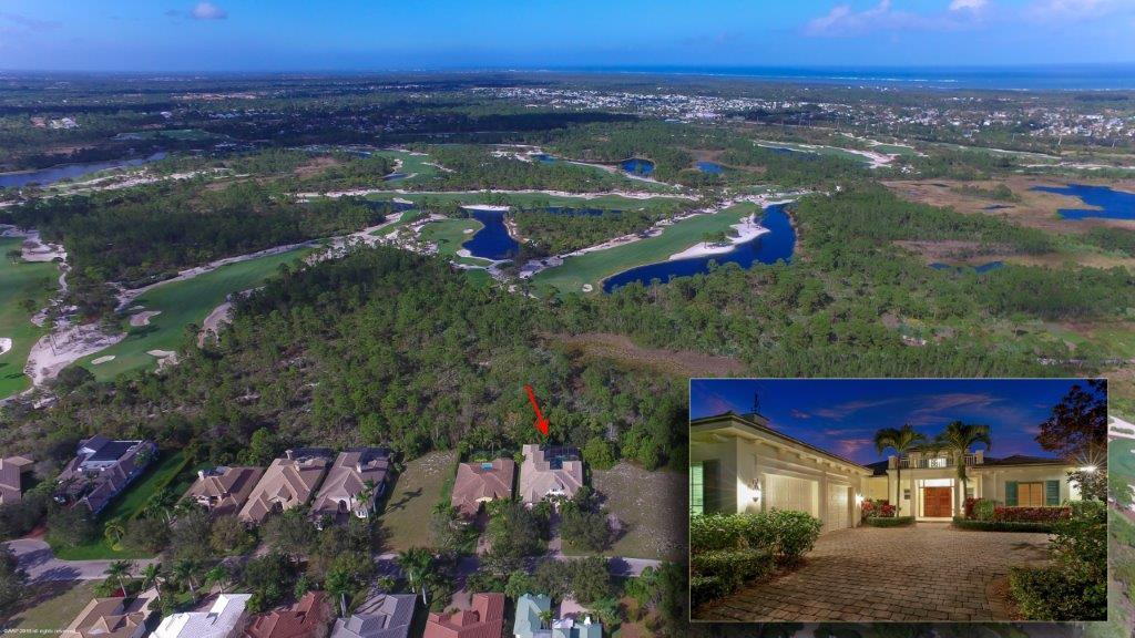9717 Sandpine Lane, Hobe Sound, Florida 33455, 4 Bedrooms Bedrooms, ,4.1 BathroomsBathrooms,A,Single family,Sandpine,RX-10484153