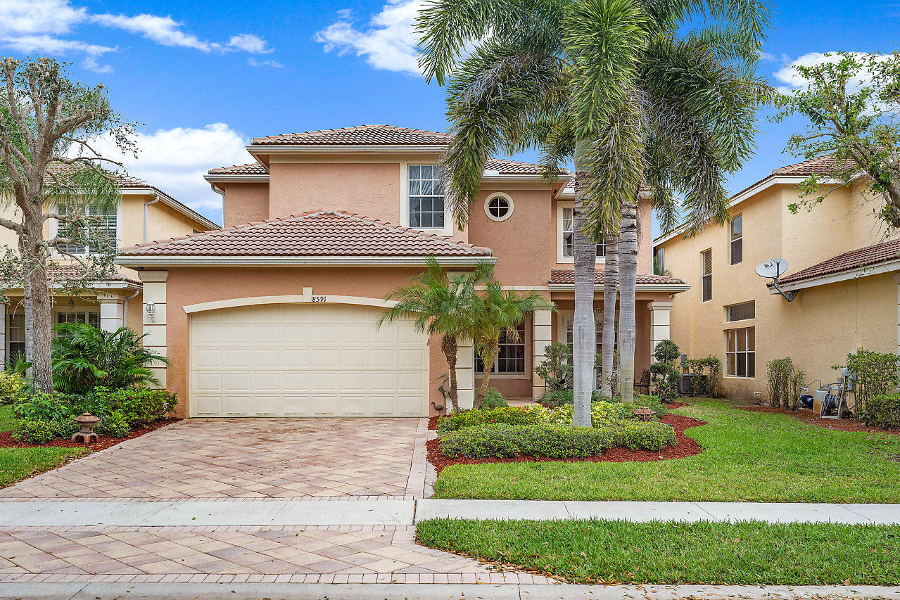8591 Breezy Oak Way Boynton Beach, FL 33473