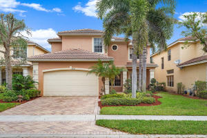 CANYON LAKES 1 home 8591 Breezy Oak Way Boynton Beach FL 33473