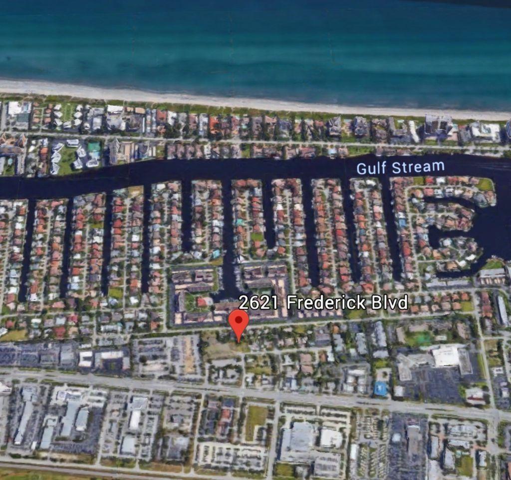 2621 Frederick Boulevard  Delray Beach, FL 33483