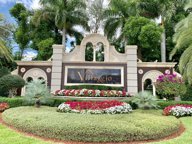 Home for sale in Villaggio Lake Worth Florida