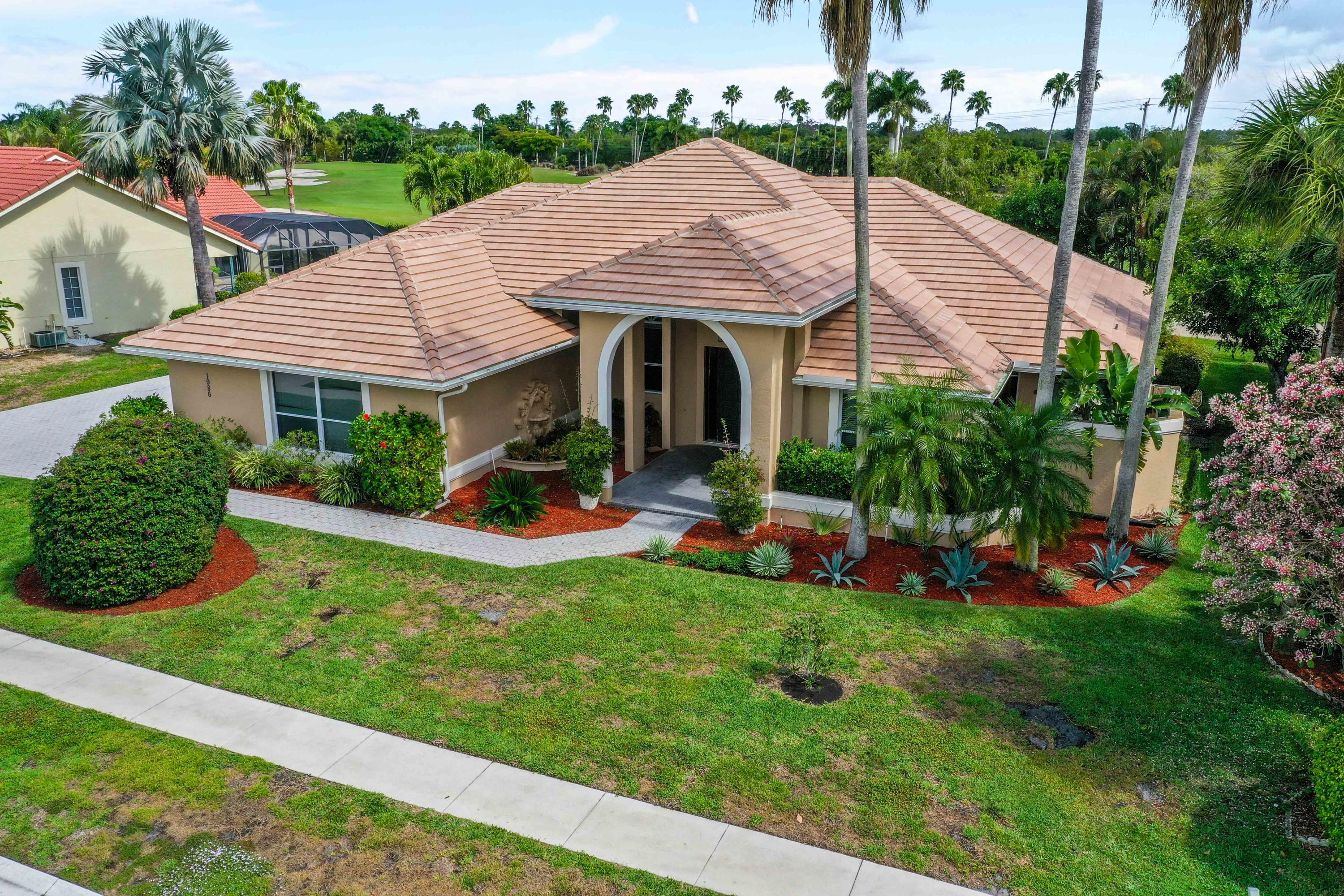 Home for sale in LAKEFIELD OF THE LANDINGS AT WELLINGTON 3A Wellington Florida