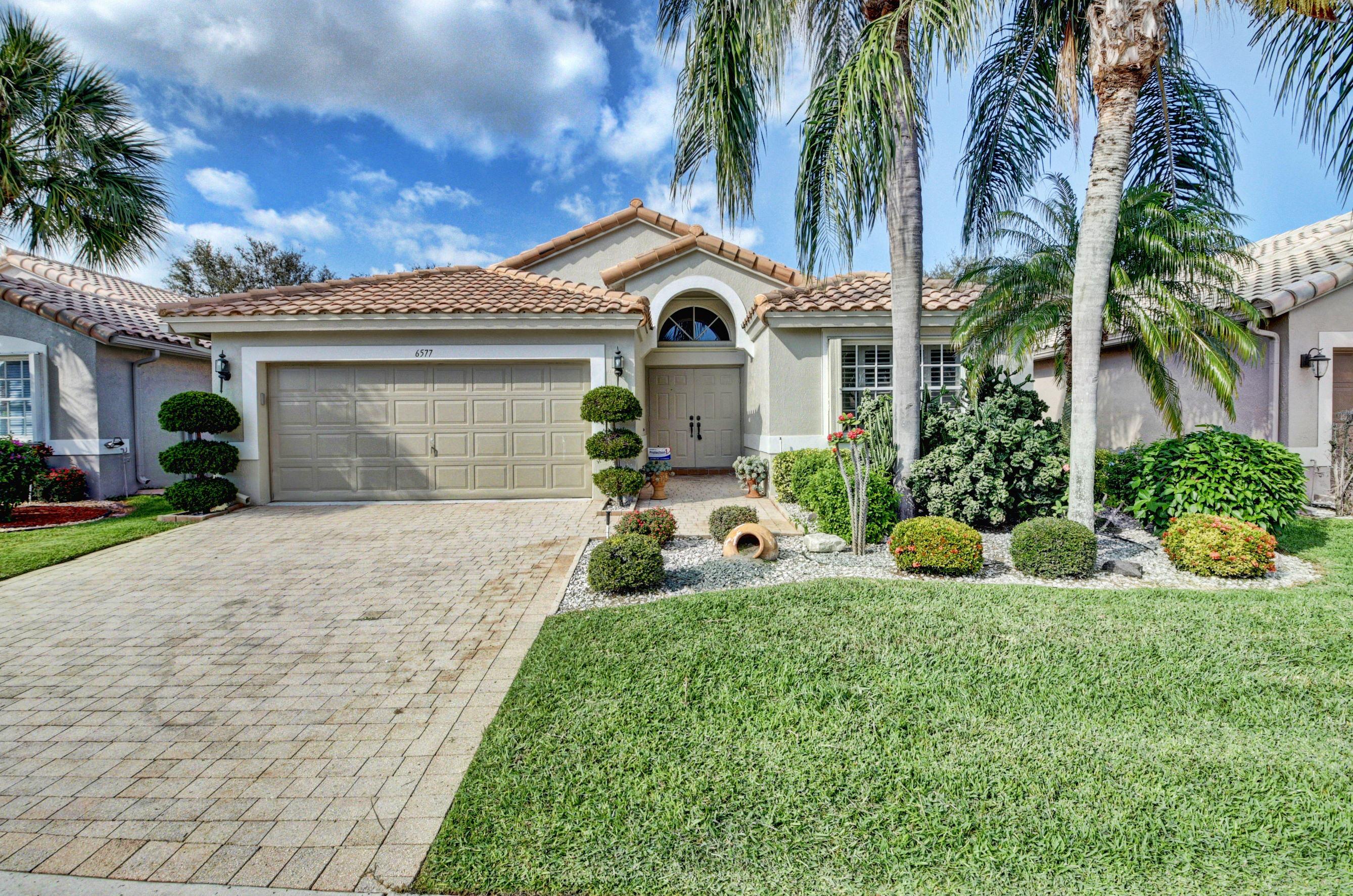 6577 Sherbrook Drive Boynton Beach, FL 33437