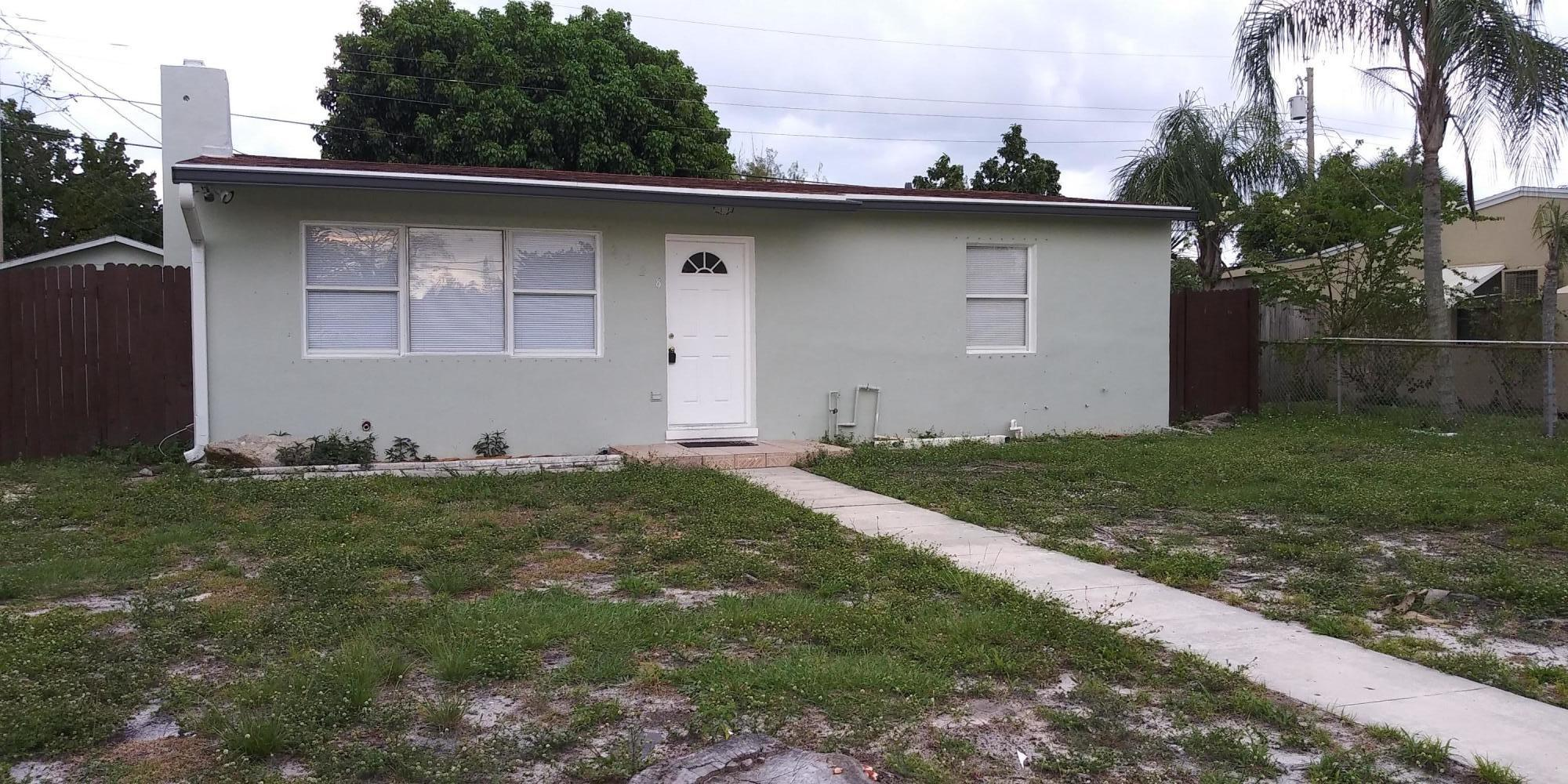 Home for sale in GOLFVIEW HGHTS PL 7 IN West Palm Beach Florida