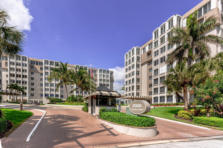 2000 S Ocean Boulevard 202  Delray Beach, FL 33483
