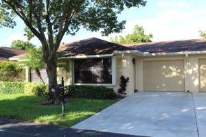 BENT TREE VILLAS EAST CONDO home 9955 Orchid Tree Trail Boynton Beach FL 33436
