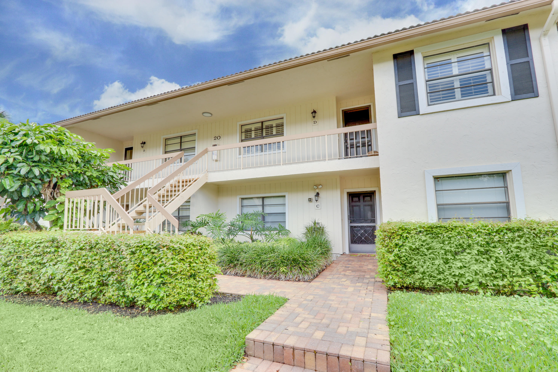 20 Westgate Ln 20d, Boynton Beach, FL, 33436