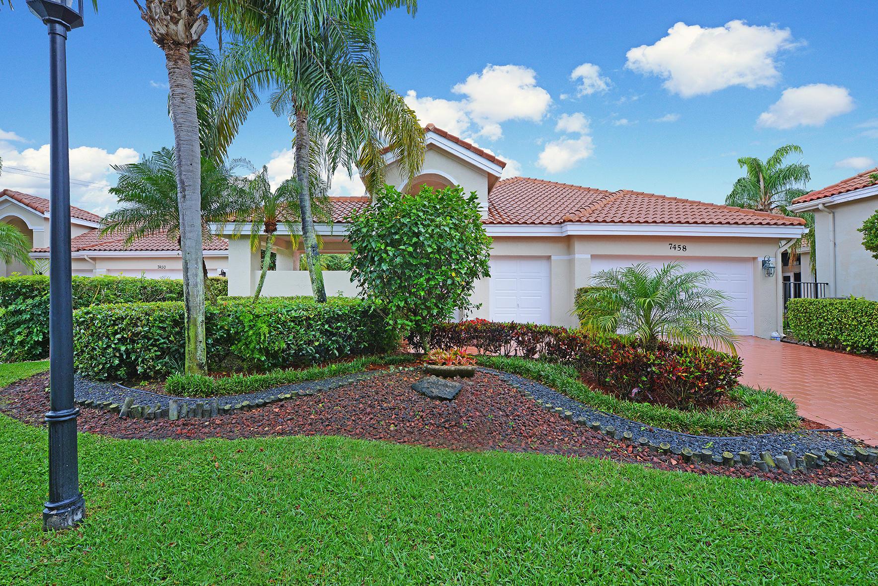7458 Campo Florido  Boca Raton, FL 33433