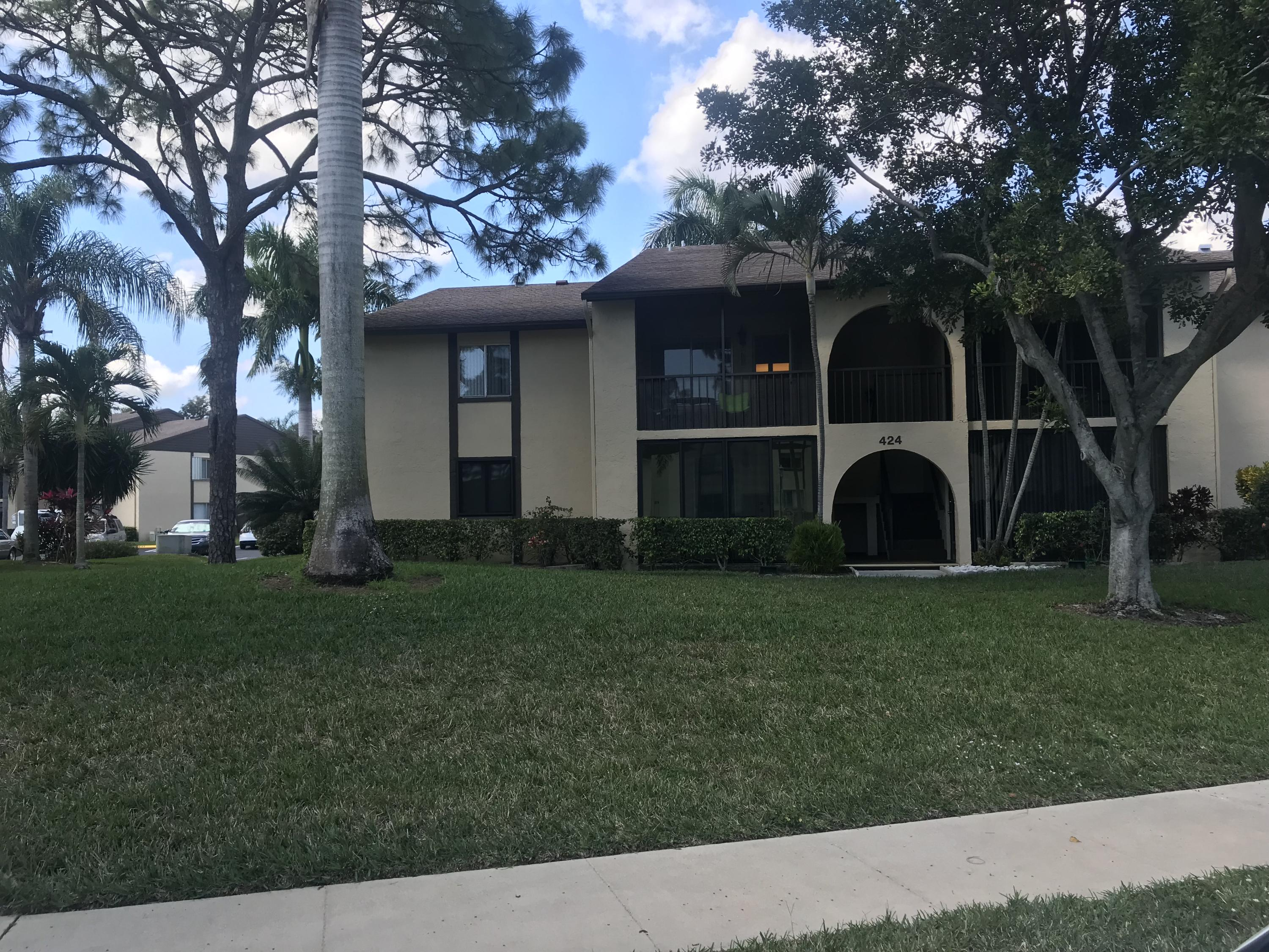 Home for sale in PINE RIDGE SOUTH IV CONDO Greenacres Florida