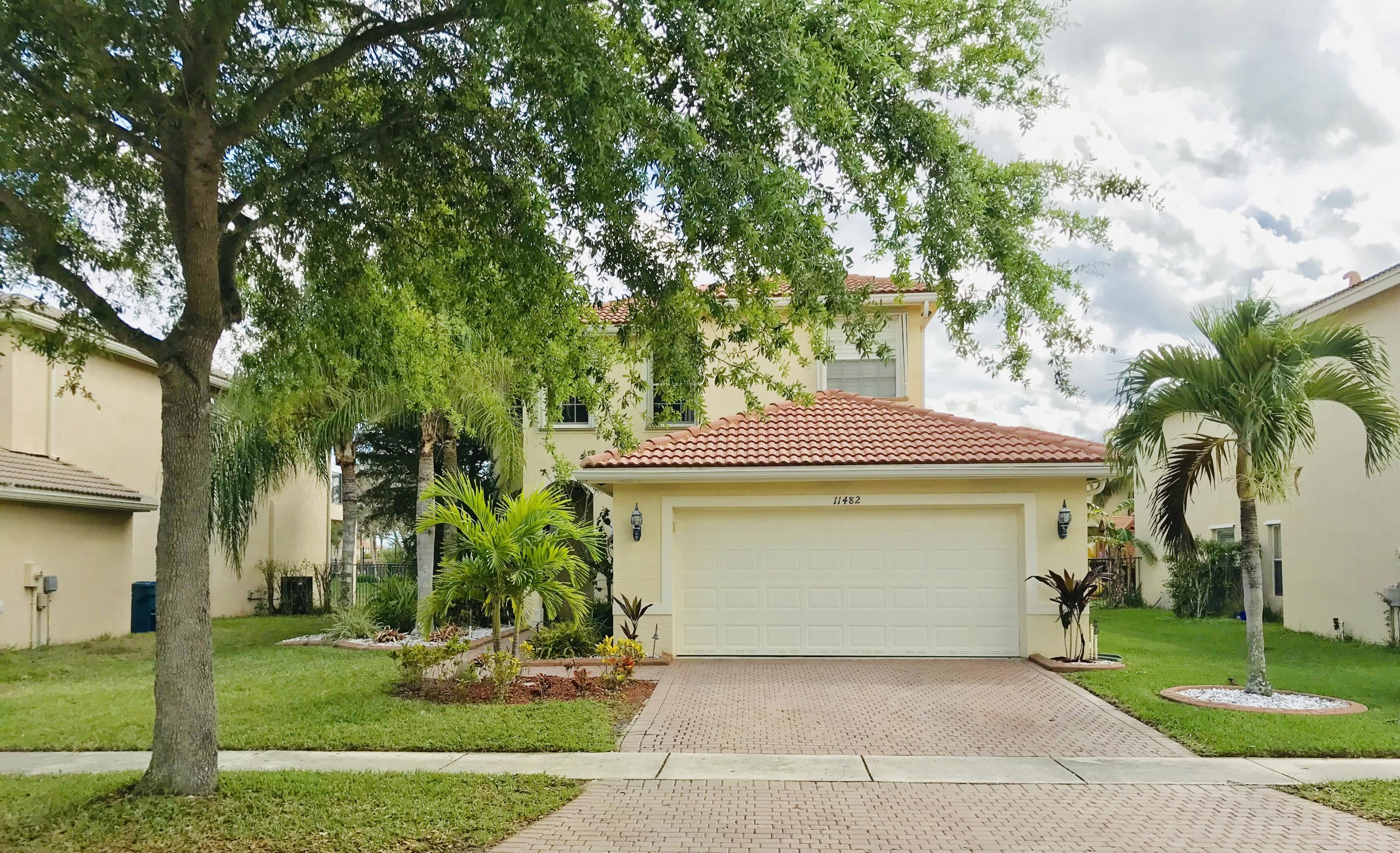 11482 Sage Meadow Terrace Royal Palm Beach, FL 33411