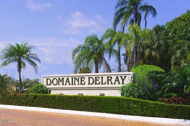Domaine Delray Condo 1405 S Federal Highway