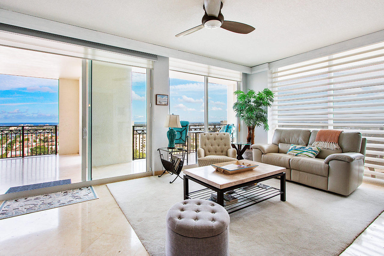 Home for sale in CITYPLACE SOUTH TOWER CONDO West Palm Beach Florida