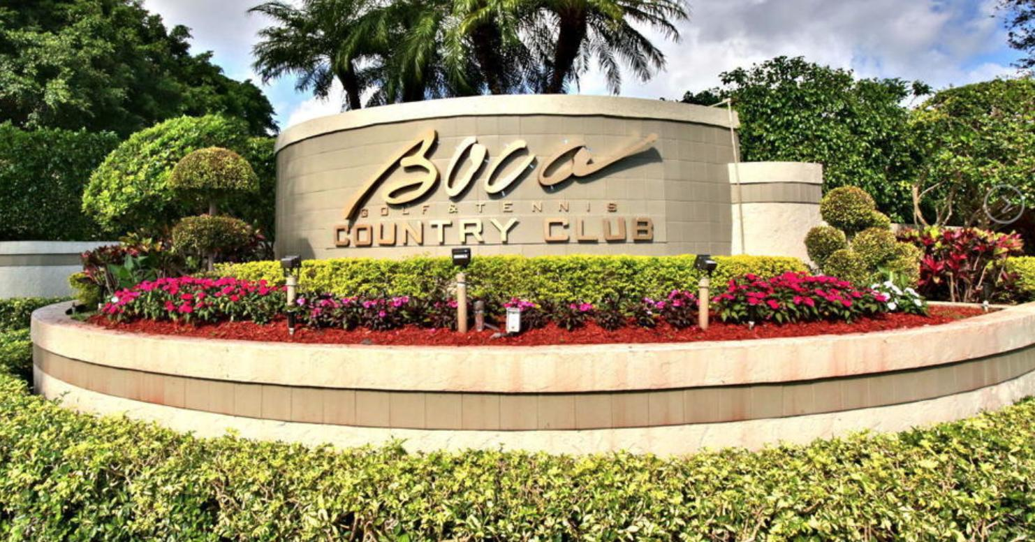 Home for sale in Boca Country Club Boca Raton Florida