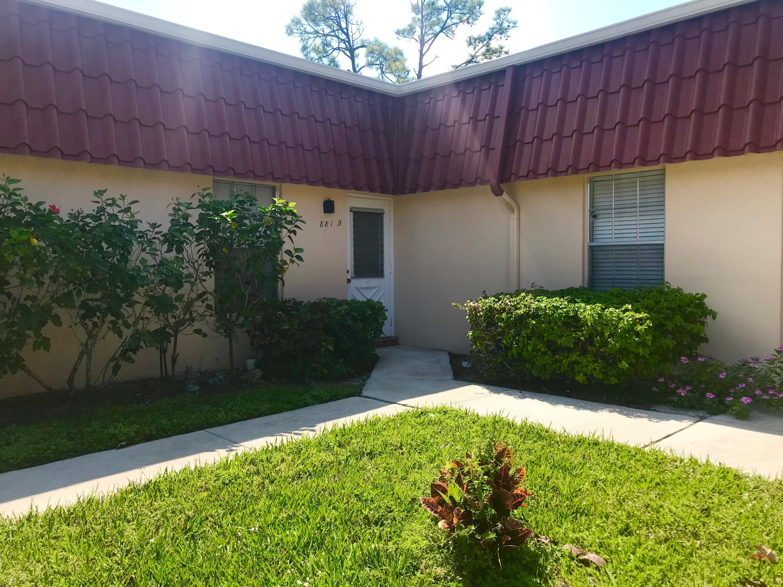 881 Worcester Lane B Lake Worth, FL 33467