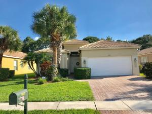 ABERDEEN / ADDISON GREEN home 6623 Southport Drive Boynton Beach FL 33472
