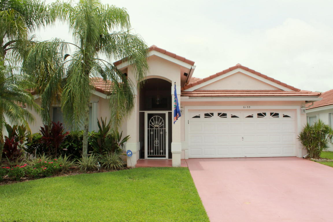 6155 Harbour Greens Drive Lake Worth, FL 33467