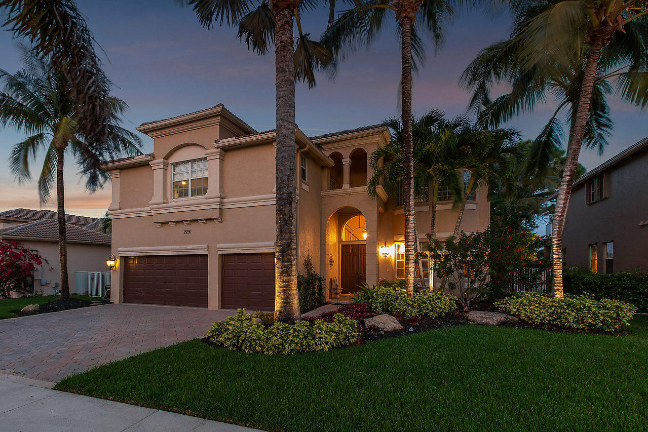 MADISON GREEN ROYAL PALM BEACH REAL ESTATE
