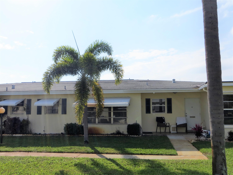 PIne Point Villas home 301 Pine Point Drive Boynton Beach FL 33426