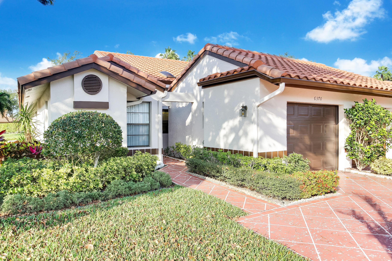 6370 Royal Manor Circle  Delray Beach, FL 33484