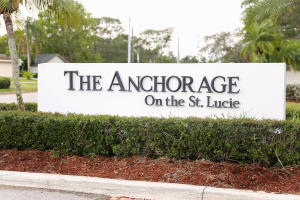 Anchorage On The St Lucie