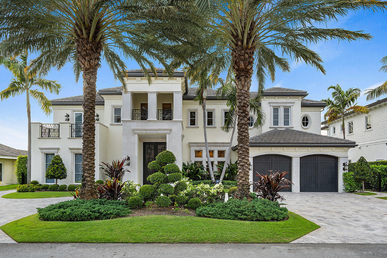 Home for sale in ROYAL PALM YACHT & COUNTRY CLUB Boca Raton Florida