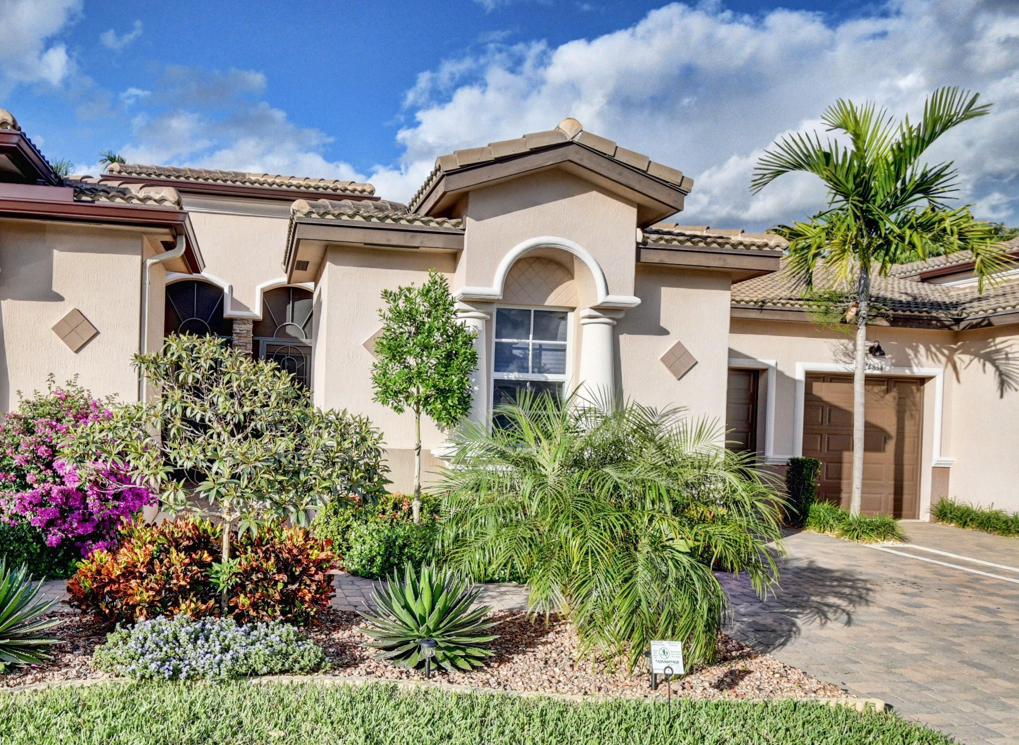 VILLAGGIO RESERVE home 14828 Via Porta Delray Beach FL 33446