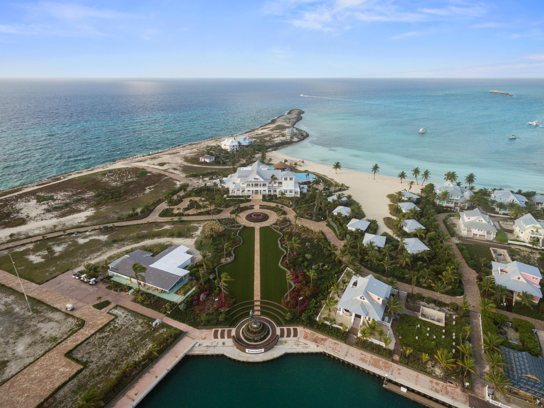 Aerial Clubhouse & Beach