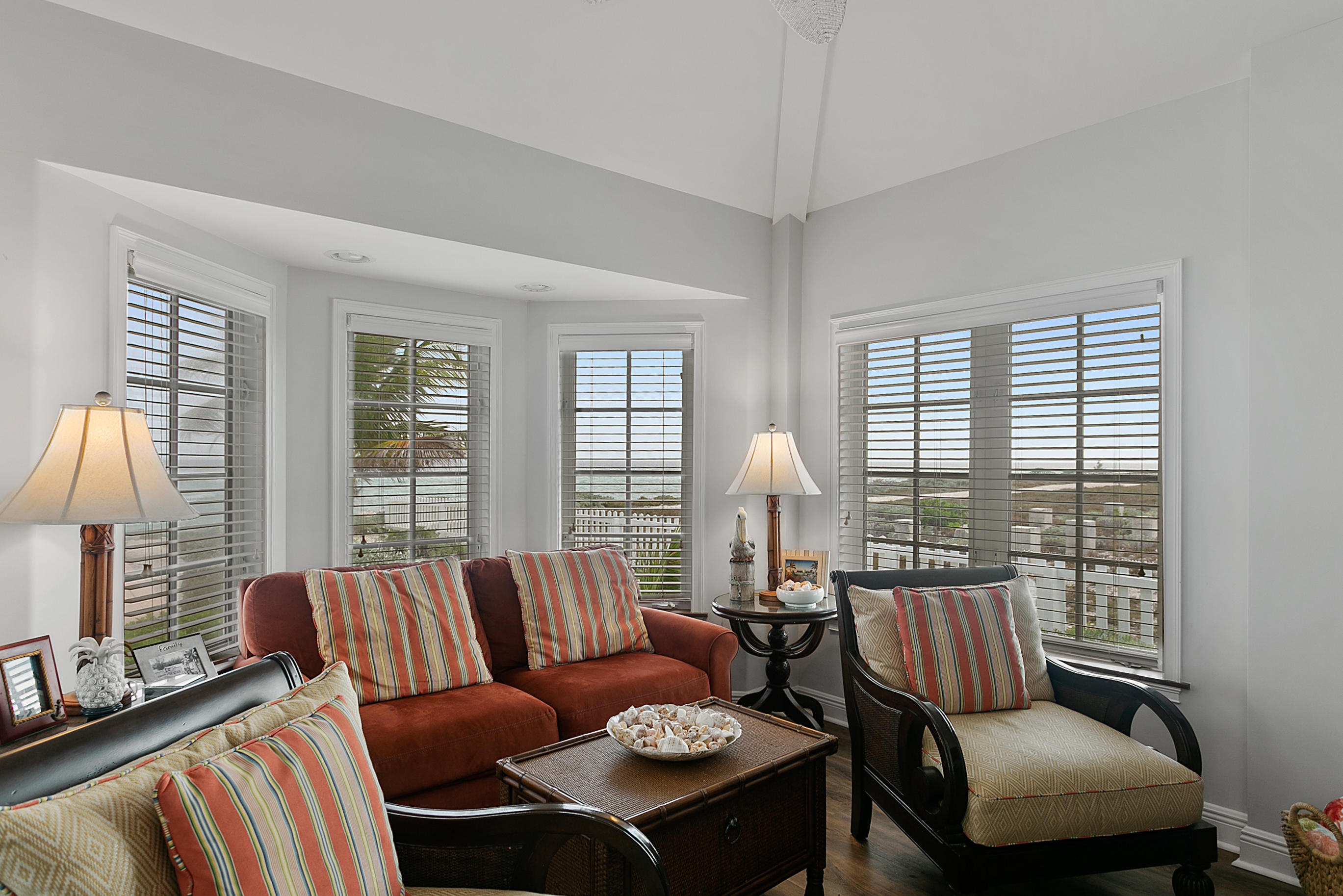 Ocean View From Family Room