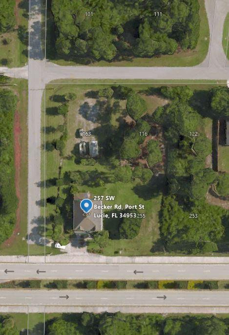 PSL-SECTION 34- BLK 2392 LOT 44 (0.27 AC) (OR 3164-660) (MAP 4/32S )PLUS BLK 2392 LOT 1 (.27)  AND LOT 2 AND 43 (.46 AC)