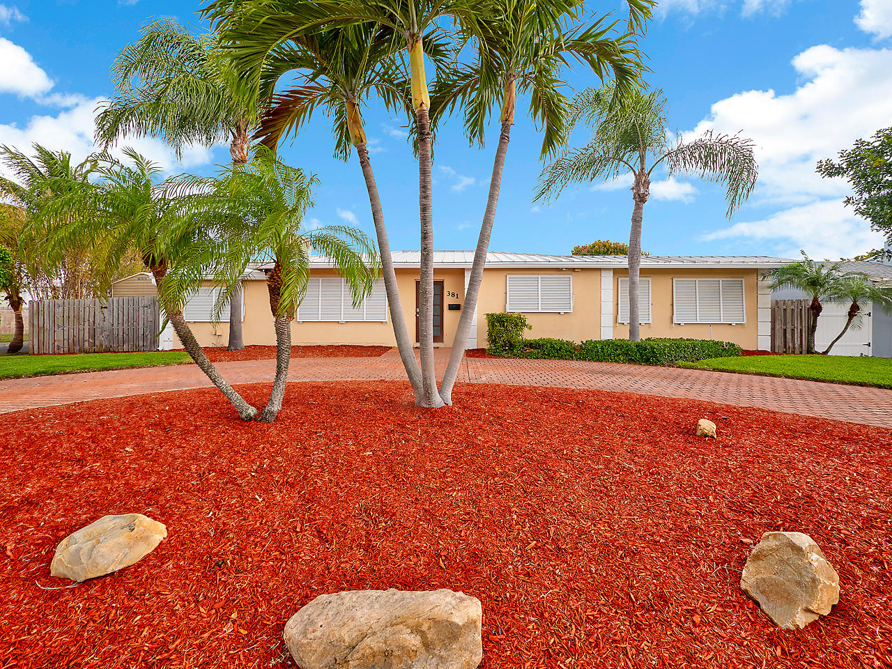 Home for sale in HOMEWOOD 1ST ADD West Palm Beach Florida
