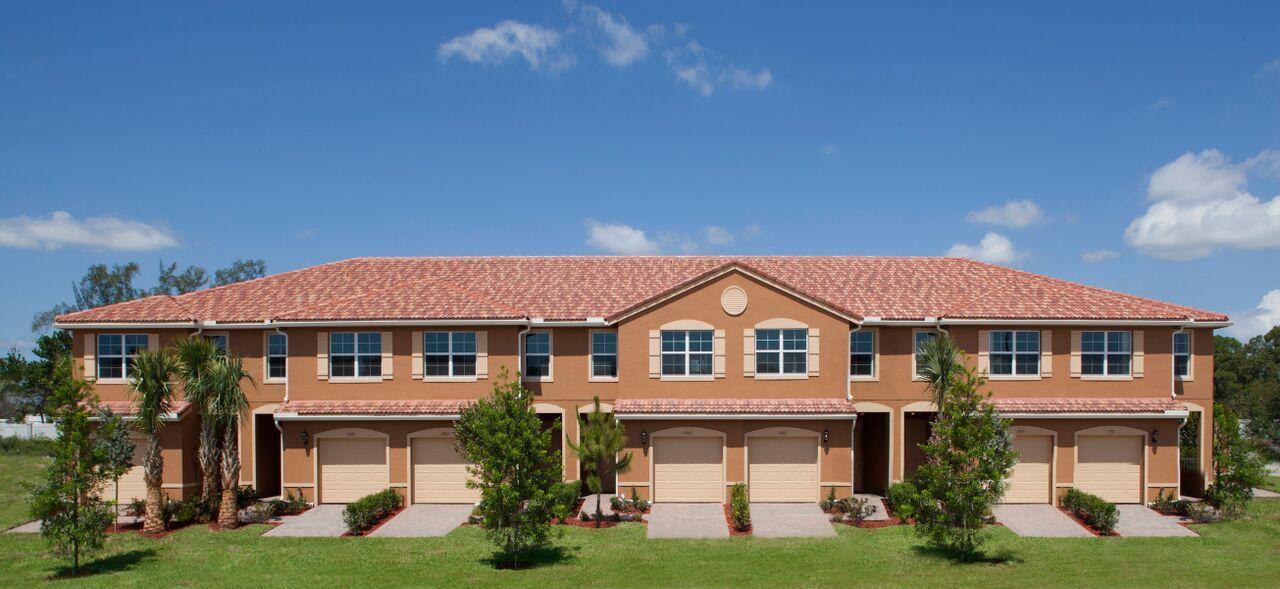 Photo of 5889 Monterra Club Drive #Lot # 159, Lake Worth, FL 33463