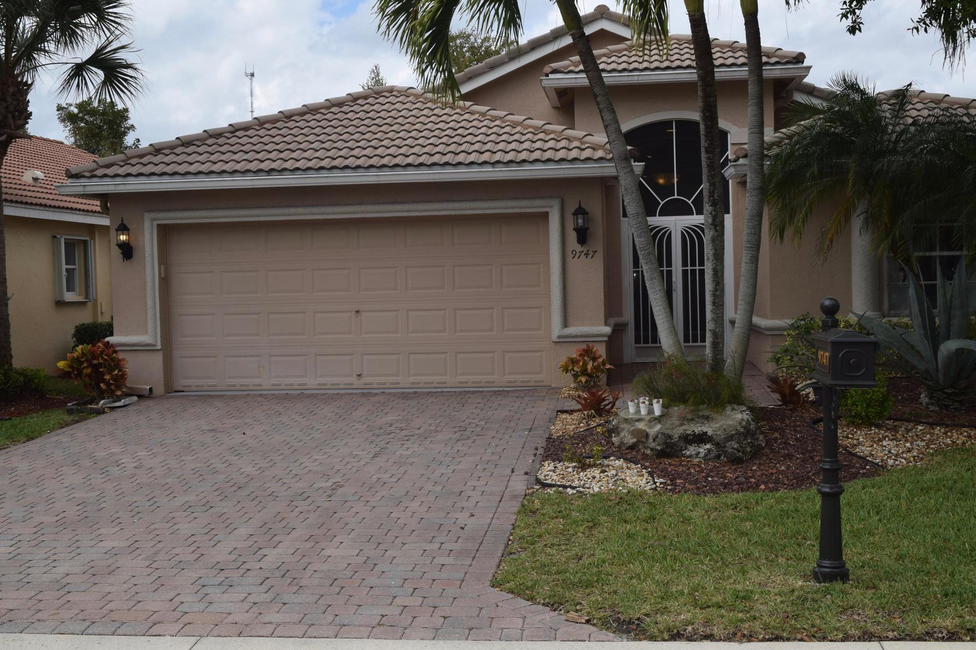 Bellaggio, Towne Park home 9747 Donato Way Lake Worth FL 33467