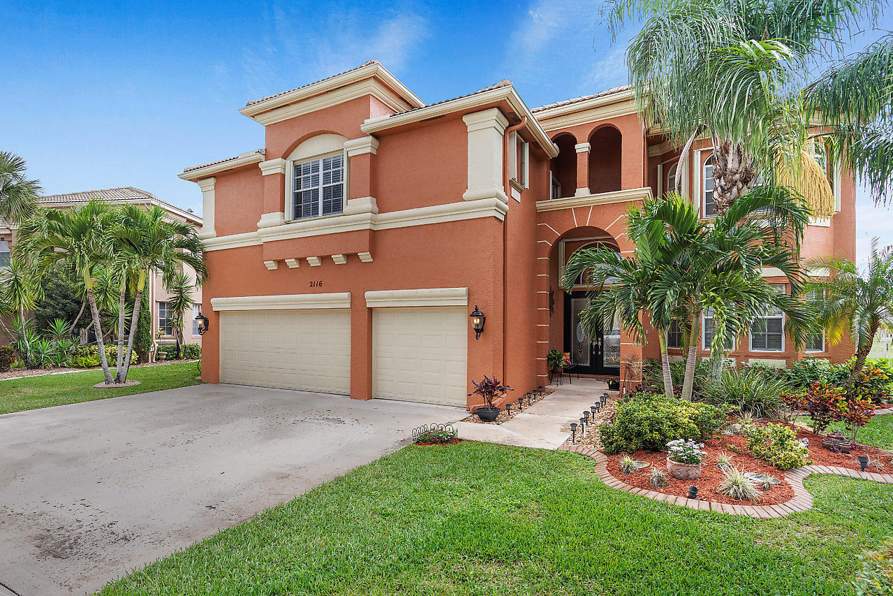 2116 Bellcrest Court - Royal Palm Beach, Florida