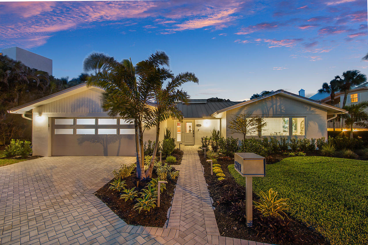 Home for sale in CHARLES D OWENS SUB OCEAN RIDGE Ocean Ridge Florida