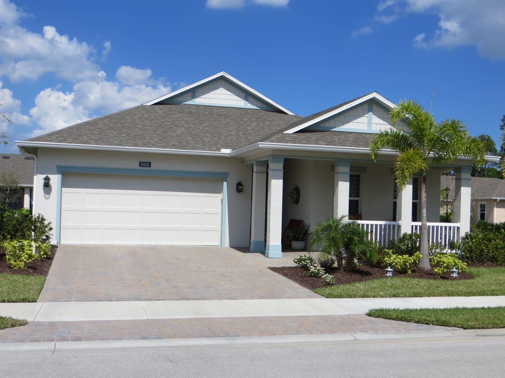 Home for sale in HARMONY RESERVE PD Vero Beach Florida